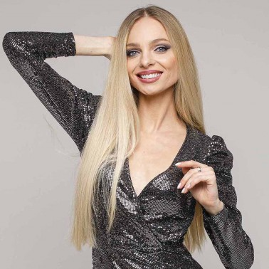 PARTY PACK For Straight Hair: Organic Liss Shampoo + Organic Liss Hair Mask
