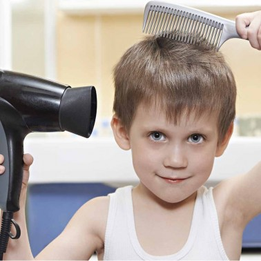 CHILDREN'S PACK: Pack designed to take care of children's hair - Voltage