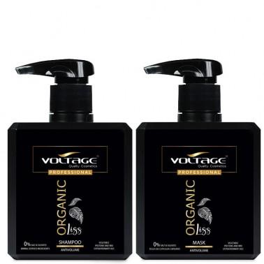 ORGANIC LISS ANTIVOLUME Shampoo + Mask PACK