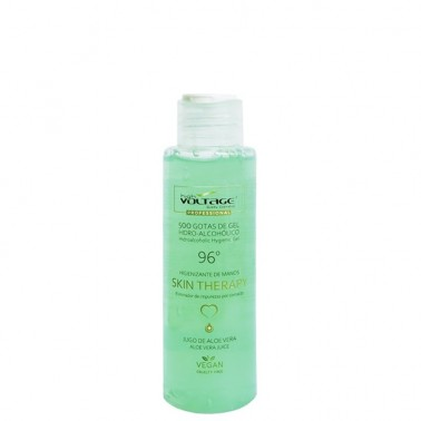 Hydro-Alcoholic Hygienising Gel 96º - Skin Therapy - Voltage Cosmetics